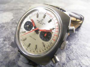 ブライトリング・BREITLING トップタイム クロノグラフ 手巻腕時計:画像1