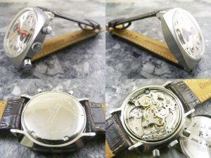 ブライトリング・BREITLING トップタイム クロノグラフ 手巻腕時計:画像2