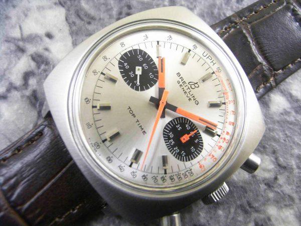ブライトリング・BREITLING トップタイム クロノグラフ 手巻腕時計