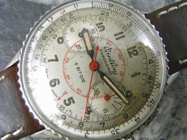ブライトリング クロノマット ファーストモデル 769  ビーナス175 クロノグラフ 1940年代