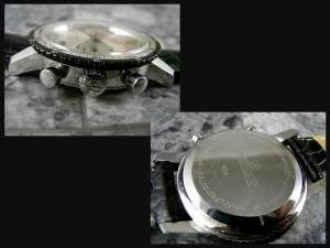 ブライトリング スプリント パンダダイヤル 1970年代 2レジスタークロノグラフ SPLINT:画像3