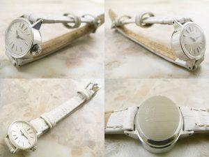 ジラール・ペルゴ(GIRARD PERREGAUX) レディースサイズ アンティーク腕時計:画像2