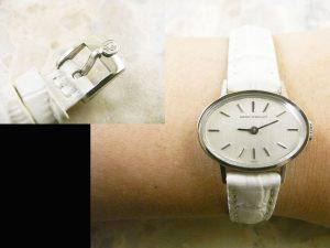 ジラール・ペルゴ(GIRARD PERREGAUX) レディースサイズ アンティーク腕時計:画像3