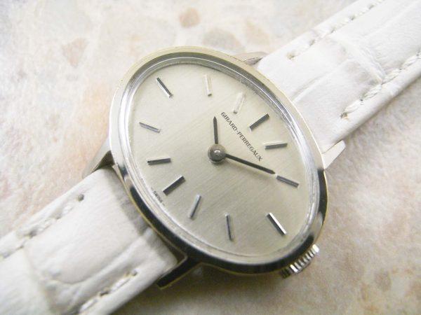 ジラール・ペルゴ(GIRARD PERREGAUX) レディースサイズ アンティーク腕時計