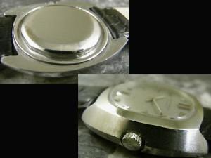 ジラールペルゴ アシンメトリー 多面カットインデックス 希少 クロノメーター HF:画像2