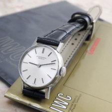 IWC レディース アンティーク腕時計:画像1