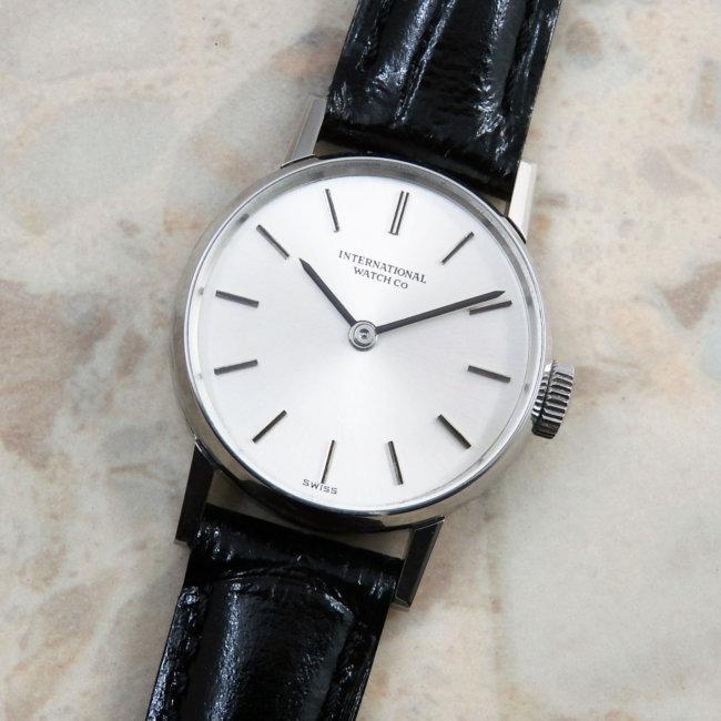 IWC レディース アンティーク腕時計