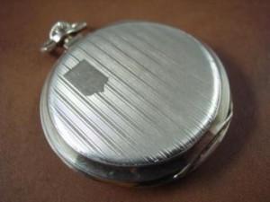 IWC 14K金無垢 40年代 懐中時計 ポケットウォッチ:画像2