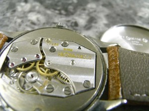 ルクルト アンティーク スモセコ  ロージンジュ針 ブルースチール 3.9.12 レールウェイミニッツトラック:画像3