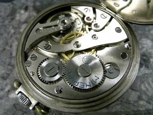 ミネルバ 1940年代 懐中時計 ポケットウォッチ MINERVA:画像1