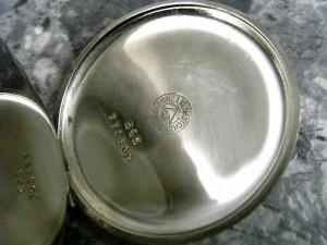 ミネルバ 1940年代 懐中時計 ポケットウォッチ MINERVA:画像2