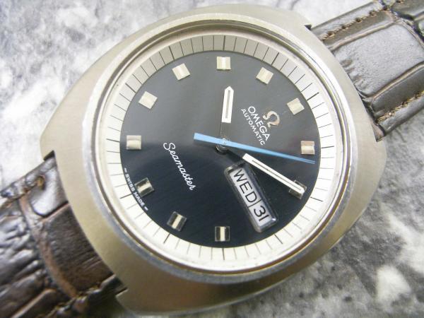 low priced 8b9d5 6380a オメガ・OMEGA シーマスター アンティーク デイデイト 1969年式 ...
