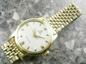 OMEGA SEAMASTER 自動巻腕時計 アンティーク:画像1