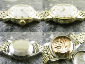 OMEGA SEAMASTER 自動巻腕時計 アンティーク:画像2