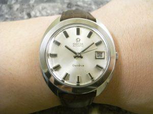 オメガ・OMEGA ST166.721 アンティーク メンズ 時計:画像3