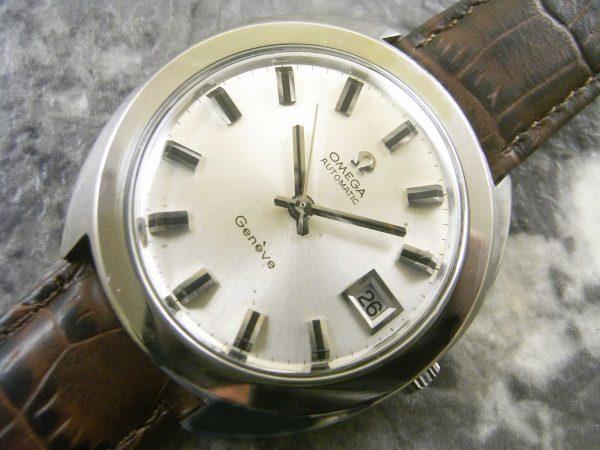 オメガ・OMEGA ST166.721 アンティーク メンズ 時計
