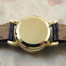 OMEGA Ladymatic アンティーク 腕時計 18KYG 金無垢:画像3