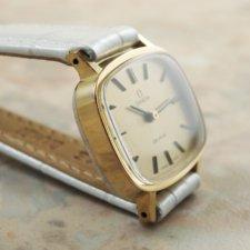 オメガ シャンパンゴールドダイアル アンティーク 時計 レディース:画像3