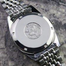 オメガ シーマスター クロノメーター ステンレススチール シルバーダイアル アンティーク メンズ:画像3