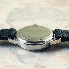 OMEGA/オメガ MEISTER ダブルネーム 18金無垢/18KWG レディース時計 カットガラス 手巻き:画像3