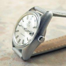 オメガ レディース シーマスター アンティークウォッチ 自動巻時計:画像2