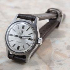 OMEGA 70'S Ladies オメガ レディース アンティーク時計:画像1