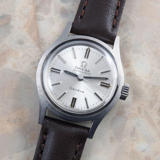 OMEGA 70'S Ladies オメガ レディース アンティーク時計