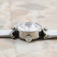 オメガ レディース アンティーク プラチナ ダイヤモンド:画像2