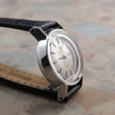 OMEGA 60'S Ladies Cut Glass  オメガ レディース カットガラス アンティーク時計:画像3