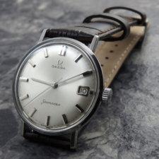 OMEGA 60's Seamaster シーマスター アンティーク 腕時計:画像1