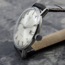 OMEGA 60's Seamaster シーマスター アンティーク 腕時計:画像2