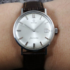 OMEGA 60's Seamaster シーマスター アンティーク 腕時計:画像6