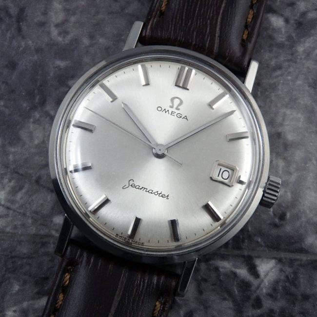 OMEGA 60's Seamaster シーマスター アンティーク 腕時計