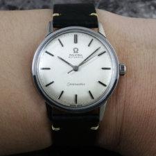 オメガ 1960's Seamaster シーマスター アンティーク 時計:画像6