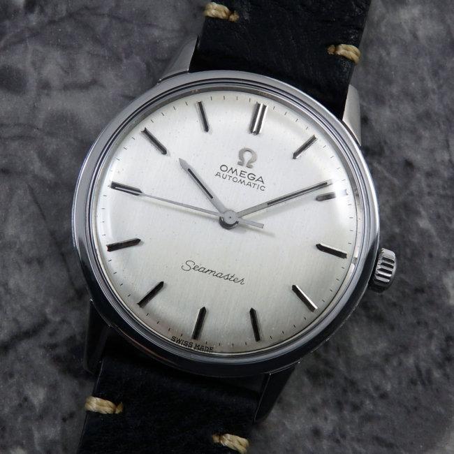 オメガ 1960's Seamaster シーマスター アンティーク 時計