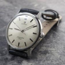 オメガ シーマスター600 アンティーク メンズ 腕時計:画像1