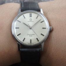 オメガ シーマスター600 アンティーク メンズ 腕時計:画像6