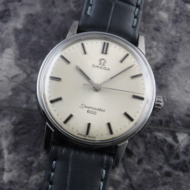 オメガ シーマスター600 アンティーク メンズ 腕時計