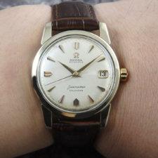 オメガ シーマスター Bigシーホース アンティーク メンズ 腕時計:画像6
