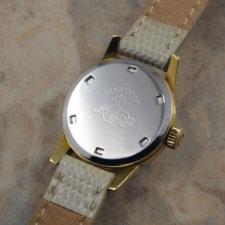 オメガ OMEGA シーマスター アンティーク 時計 レディース:画像5