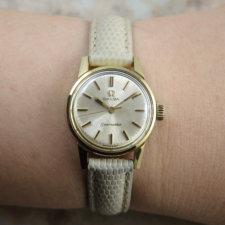 オメガ OMEGA シーマスター アンティーク 時計 レディース:画像6