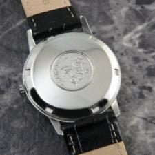 オメガ シーマスター アンティーク Ref.165.002 ゴールドカラー インデックス 希少:画像4