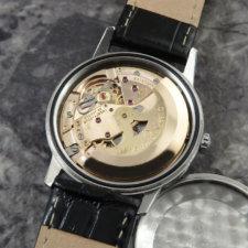 オメガ シーマスター アンティーク Ref.165.002 ゴールドカラー インデックス 希少:画像5