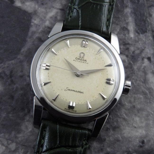 オメガ シーマスター ビッグシーホース アンティーク 腕時計