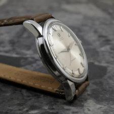 オメガ シーマスター Bigシーホース アンティーク メンズ 腕時計 Cal.501:画像3