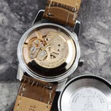 オメガ シーマスター Bigシーホース アンティーク メンズ 腕時計 Cal.501:画像5