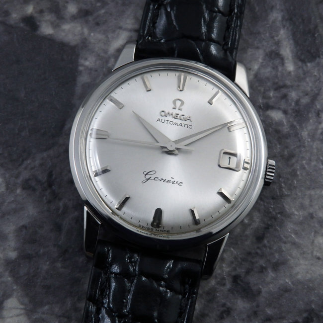 オメガ Automatic Geneve Ref.14703 1961