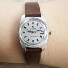 オメガ 70's アンティーク 時計 レディース Seamaster:画像6