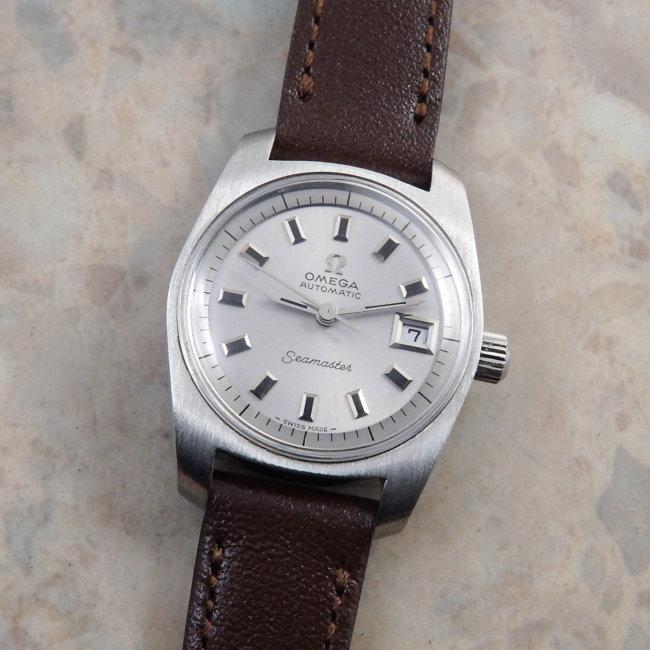オメガ 70's アンティーク 時計 レディース Seamaster