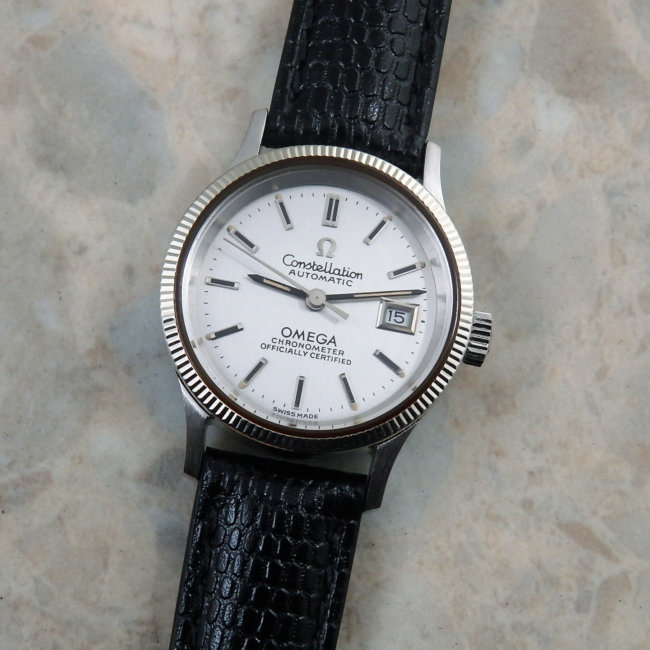 OMEGA コンステレーション Ref.568.0018 レディース 腕時計 自動巻き